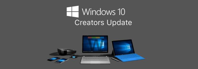 Should I upgrade to CreatorsUpdate?
