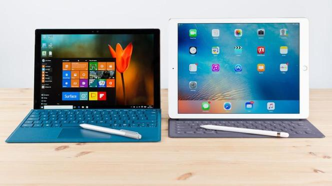 Surface/iPad – Then (Part1)