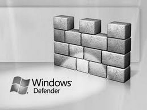 Defender – the Anti-Virus for Windows