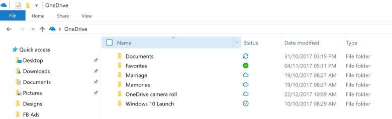OneDrive Explorer