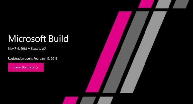 microsoft-build-2018-dates
