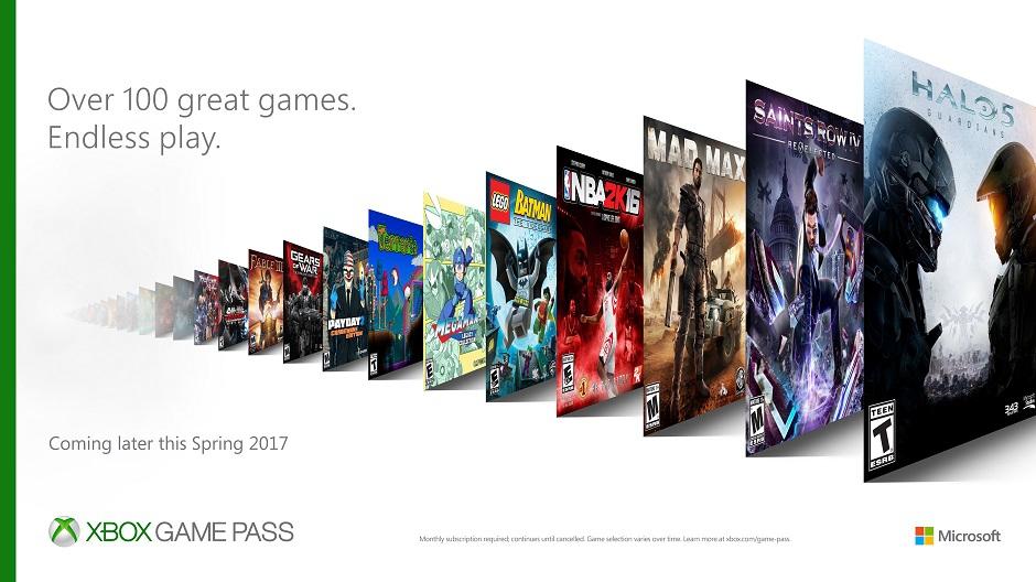 Xbox-Game-Pass